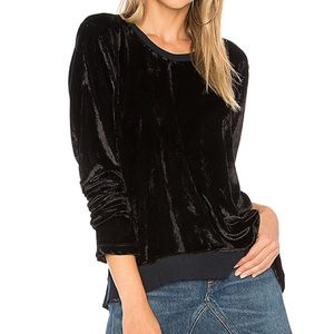 Wilt Velvet Notch Hem Super Soft Top